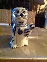 SHAFFORD HANDCRAFTED THAILAND CAT TEAPOT