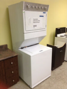 Whirlpool Combination Washer/Gas Dryer