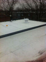 TOITURE-COUVREUR-ROOFER-TOIT PLAT-MONTREAL-RIVE SUD-RBQ