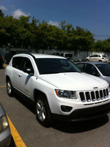 2012 Jeep Compass North Edition VUS