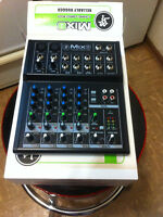 Mackie Mix 8 channel Mixer Brand new in box never used