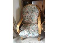 Large conservatory / garden chair