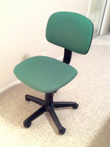 $40 each-Fabric, armless computer chair