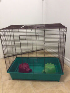 Small Animal or Bird Cage