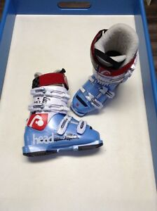 Size 3 youth ski boots.