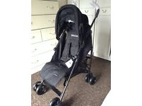 Black baby couture Brooklyn Stroller