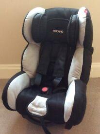 -Recaro Young Expert Car Seat £35