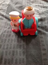Bargain Happyland toys for sale, individually or job lot!