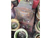 cast iron bread oven
