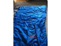 Sleeping bag - double or 2 singles
