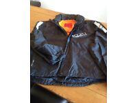 Lindstrands rain jacket