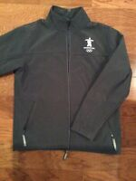 VANCOUVER OLYMPICS 2010 SIZE MEDIUM JACKET