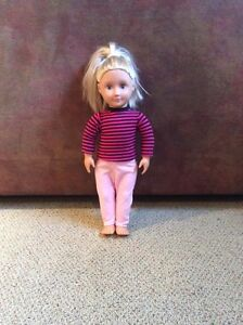American girl doll/18 inches