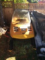 87 skidoo scout obo