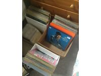 Private vinyl collection