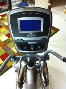 VISION FITNESS DELUXE ELLIPTICAL