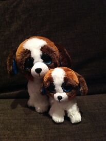 Ty Beanie Boos dogs