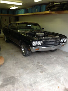 1970 Chevelle 300 Deluxe big block 4 speed