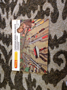 1971 Model Train Set Brochure