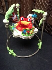 Fisher Price Rainforest Jumparoo