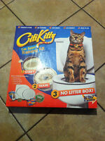 CitiKitty toilet training for cats