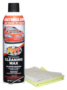 5 New FW1 Hi-Performance Waterless! ALLinONE Wash/Wax,Best Rated