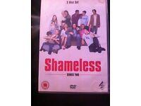 Shameless Complete Series 2 DVD