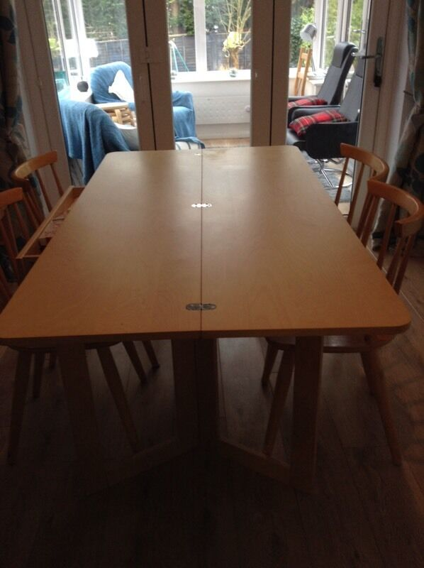 Dining table and 4 chairs in Gloucester Gloucestershire  : 86 from www.gumtree.com size 598 x 800 jpeg 47kB