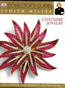 Costume Jewelry-Dk Collector's Guides-the Complete Visual Ref.