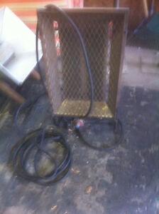 Construction Propane Heater