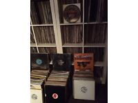 """Vinyl Job lot rare collection 12"""" and LP's."""