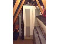 X2 IKEA cupboards