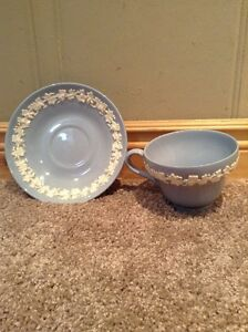 Wedgewood antique cup and saucer