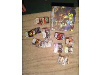 Smash Up deck building card game