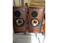 Goodmans achromat 250 vintage speakers