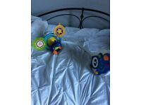 Fisher Price Projector Musical Cot Mobile