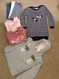 Age 8-9 girls bundle £20. Next & Debenhams