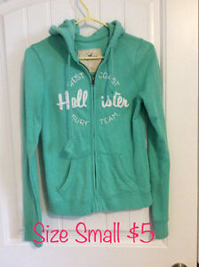 Girls Hollister Sweater