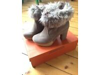 Size 5 Rocket Dog ankle boots