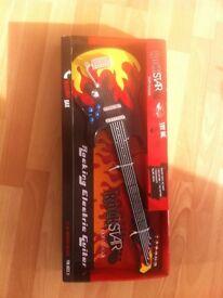 Brand new Kids electric guitar