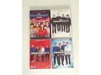 The IMBETWEENERS series 1 2 3 & MOVIE set of DVDs