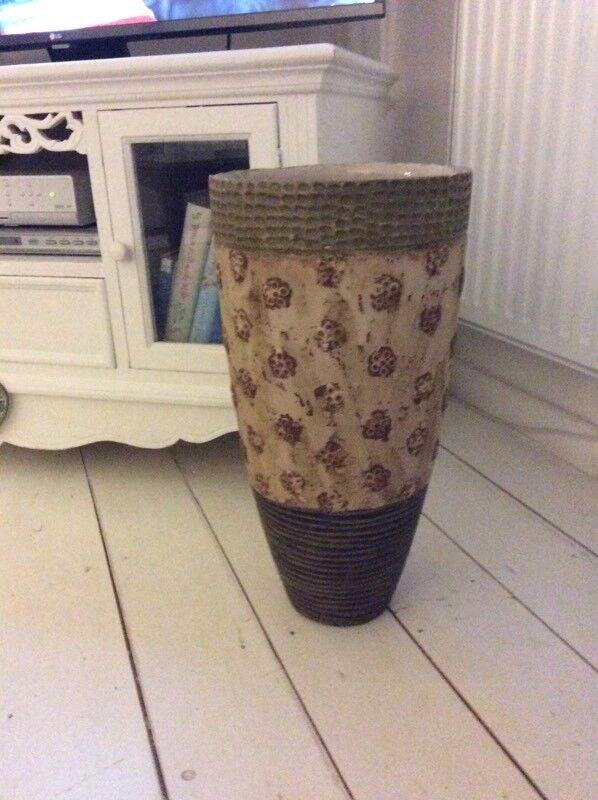 Pretty umbrella Vase