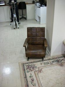 fauteuil berçant pour enfant