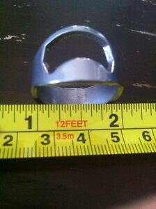 Ring beer/bottle opener