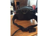 Lowepro Inverse 200 AW Blue Camera Bag