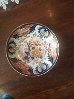 Royal Crown Derby Plate Imari Antique c1820