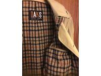 DAKS, Classic raincoat , also Aquascutum ,Harris tweed ,and more