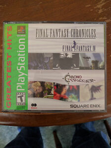 Final Fantasy Chronicles PS1