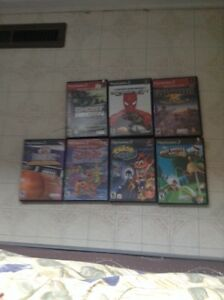 7 PS2 Games, 5$ each