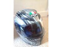 XS AGV Helmet - as new